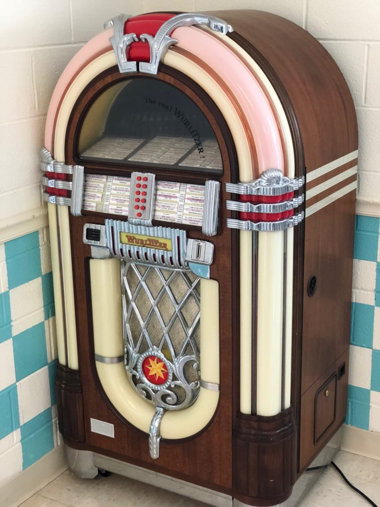 jukebox room