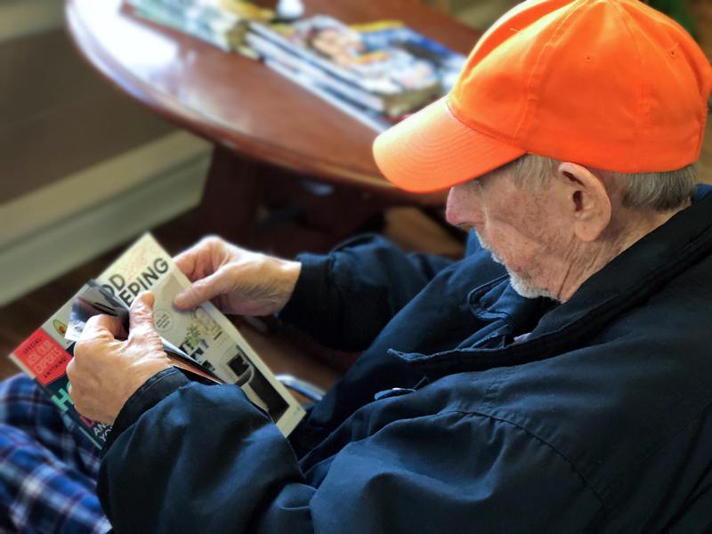 resident-reading